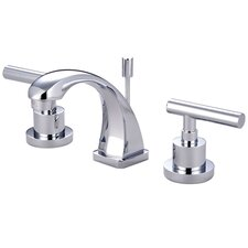 <strong>Elements of Design</strong> Sydney Mini-Widespread Bathroom Faucet Less Handles