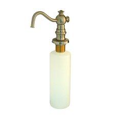 Decorative Soap Dispenser