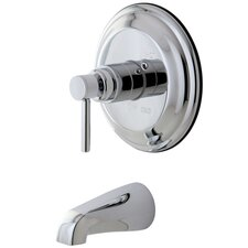<strong>Elements of Design</strong> South Beach Tub Faucet Trim