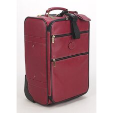 "<strong>Claire Chase</strong> Classic 22"" Pullman Rolling Carry On"