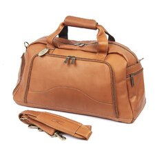 "Weekender 12"" Leather Carry-On Duffel"