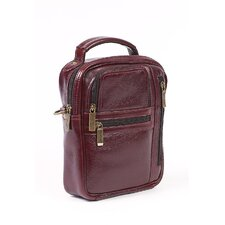 Medium Italian Man Shoulder Bag