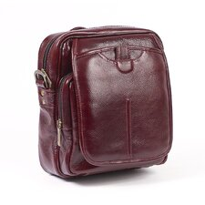 <strong>Claire Chase</strong> Classic Italian Man Shoulder Bag