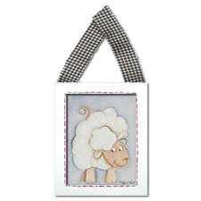 Sheep Framed Giclee
