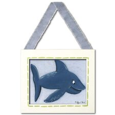 Sea Life Shark Giclee Framed Art
