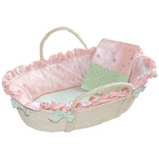<strong>Doodlefish</strong> Princess Moses Basket Set