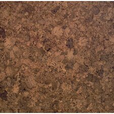 SAMPLE - Floor Tiles Solid Cork in Drops