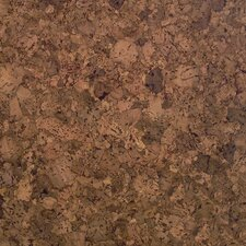 "Floor Tiles 12"" Solid Cork Flooring in Drops"