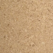 "Cremes 12"" Engineered Cork Flooring in Athene Crème"