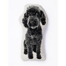 <strong>Fauna</strong> Mini Organic Cotton Poodle Cushion