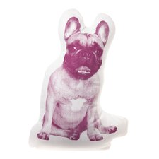 Mini Organic Cotton French Bulldog Pillow