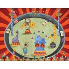 Circus Big Top Play Placemat