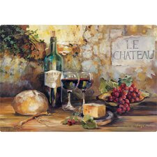 "7.5"" x 11"" Le Chateau Design Cutting Board"