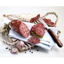 Summer Sausage Cutting Board
