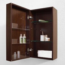 "Carvell 31.5"" x 15/7"" Wall Mounted Cabinet"