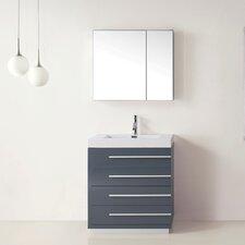"Bailey 30"" Single Bathroom Vanity Set"