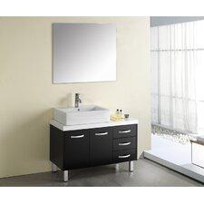 """Tilda 39.4"""" Single Bathroom Vanity Set"""