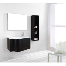 "Roselle 35.4"" Single Bathroom Vanity Set"
