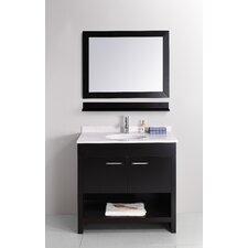 "Conner 35.2"" Bathroom Vanity Set"