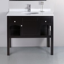 "Audrey 38.6"" Bathroom Vanity Set"