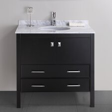 "Adalynn 34.6"" Bathroom Vanity Set"