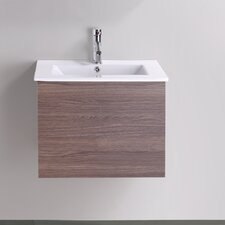 "Amazon 23.2"" Wall Mounted Bathroom Vanity Set"