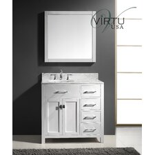 "Caroline Parkway 36"" Single Bathroom Vanity Set"