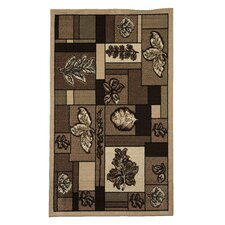 <strong>Linon Rugs</strong> Capri Brown Rug