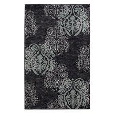 Milan Black/Gray Rug