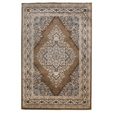 <strong>Linon Rugs</strong> Milan Brown Rug
