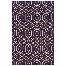 Salonika Purple Irongate Rug