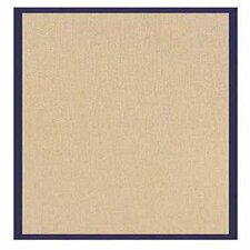 <strong>Linon Rugs</strong> Athena Natural/Blue Rug