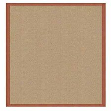 Athena Sisal/Burnt Orange Rug