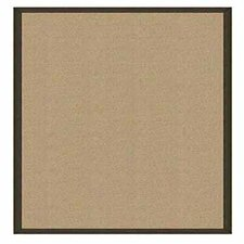 Athena Sisal/Dark Green Area Rug