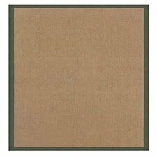Athena Cork/Green Area Rug