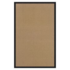 Athena Cork/Black Area Rug
