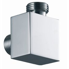 "2.36"" Brass Wall Union for Hand Shower"