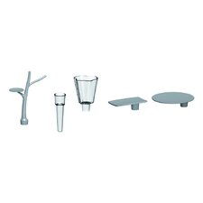 De Soto 5 Piece Accessory Set for Faucets
