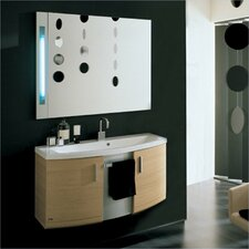 "<strong>Iotti by Nameeks</strong> Dune 41.3"" Bathroom Vanity Set"