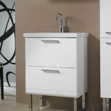 "<strong>Iotti by Nameeks</strong> Luna 23"" Bathroom Vanity Base"