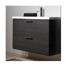 "<strong>Iotti by Nameeks</strong> Luna 30"" Bathroom Vanity Base"