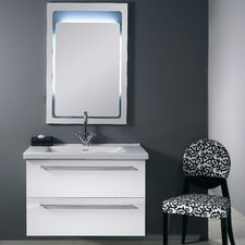"Fly 35.8"" Wall Mounted Bathroom Vanity Set"