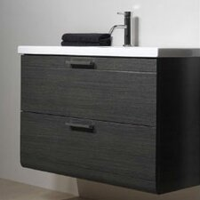 "<strong>Iotti by Nameeks</strong> Luna 38"" Bathroom Vanity Base"