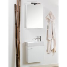 "<strong>Iotti by Nameeks</strong> Lola 20.7"" Wall Mounted Bathroom Vanity Set"
