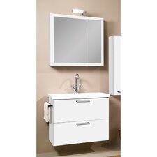 "Luna 30.4"" Bathroom Vanity Set"