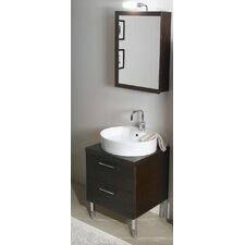 "<strong>Iotti by Nameeks</strong> Aurora 22.5"" Bathroom Vanity Set"