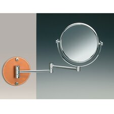 Box Metal Double Face Makeup Mirror