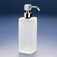 <strong>Windisch by Nameeks</strong> Free Standing Frozen Glass Soap Dispenser