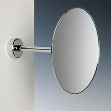 "<strong>Windisch by Nameeks</strong> 6.7"" One Face Wall Mounted 3X Magnifying Mirror"