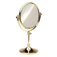 "<strong>Windisch by Nameeks</strong> 14.2"" Free Standing 3X Magnifying Mirror"